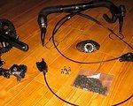 """Shimano Ultegra 6800 Disc ST-R685 Gruppe 11 x 2 fach Cyclocross + Rennradlenker """"NEU"""""""
