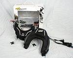 Leatt Neck Brace DBX Ride IIl Schwarz/Weiß Medium