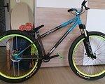 NS Bikes Majesty Dirt Bike