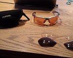 Alpina Tri-Guard 50 Sonnenbrille