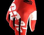 100% Itrack Handschuhe Fire Red Größe XL Versandkostenfrei
