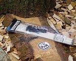 Sixpack Speichen 2.0-1.8-2.0  weiß 258mm