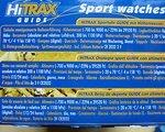 Hitrax Sportuhr mit Höhenmesser