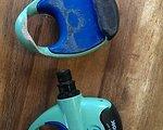 Look Bianchi Klickpedale für Rennrad in celeste, retro