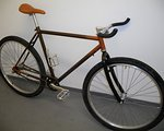 "Diamondback 26"" Retro Speedbike Singlespeed Fixi Cruiser Diamond Back"