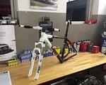 Rotwild R.R2 HT Rahmen - FOX 32 RLC 100 - Vorbau - Lenker - Stütze