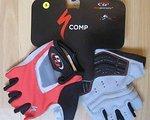 Specialized Handschuhe BG COMP kurz Gr.S rot/grau NEU red/grey Bike-Gloves NEU!!