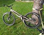 """Eigenaufbau 26"""" Trial Bike"""