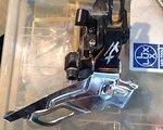 Shimano XT Umwerfer 3*10-fach Direct Mount