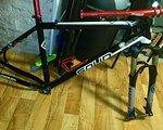 Solid Bikes Solid Magura Rahmen Gabel Set 650B 2014