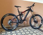 Trek Scratch 9 Air / Coil Custom - Gr L - Fox Kashima XT Easton Continental