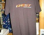 Ghost T-shirt schwarz Neu!!