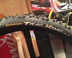 Continental 2x Continental Trail King 2.4 ProTection, 27.5 x 2.4