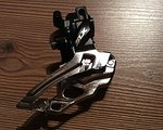 Shimano SLX Umwerfer Direct Mount FD-M676-D 2-/10-fach Top Pull