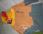 Oakley Ridgewood Jacket L Snowboard Jacke Gore Tex Neu
