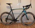 Bergamont Prime CX Team Cyclocross mit Dura Ace - RH 58cm