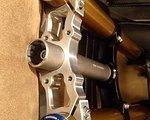 Custom Fox 40 CNC Brücke mit DM Aufnahme *NEU*