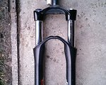 Marzocchi Dirt Jumper 3 100mm - Schnellspanner