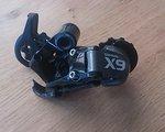 SRAM X9 10 speed Schaltwerk MTB/DH/FR