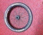 "Shimano MTB-Hinterrad 24""; Shimano XT; Sun Ringlé DoubleWide"