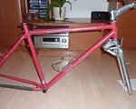 Rs Bikes Mountainbike Rahmen Mammoth 8.0, Shimano XT