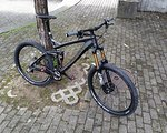 Ghost Cagua 6590 650b Enduro, L, guter Zustand