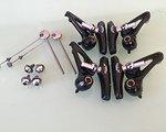 Shimano Deore XT Felgenbremsen BR-M732 schwarz selten!!!