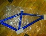 """Dartmoor Hornet Rahmen M 16"""", Blau, Neu"""