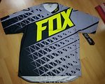 Fox DEMO Jersey Gr. L neu!