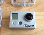 Gopro Hero HD, viel Zubehör - reserviert bis 31.1.