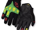 Giro Hands. REMEDY Jr 14Y Kids black/rad Größe M