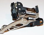 Shimano XTR 2-fach Umwerfer FD-M985-E2 TopSwing E-Type