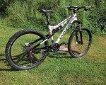 Univega Ram Am1 Mountainbike Neu ink. zubehör Rock Shox Sram X.9