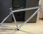 Easton Mountainbike Rahmen Aluminium EASTON Super Leicht 1670g Top!!!!!!