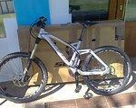 SCOTT 2012 Scott Genius LT 40 , silver S