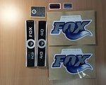 Fox Decal Kit Fox 40