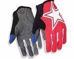 Giro Handschuhe DND Kids Jr 13Y red/bl Star