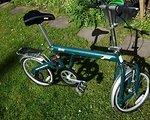 Riese Und Müller BIRDY GREEN - Riemenantrieb - Mit Transporttasche
