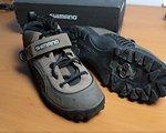 Shimano SH-M058 MTB Schuhe 43 US9