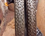 Schwalbe HANS DAMPF 29x2,35 Snake Skin Trail Star