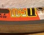 Mavic 521 26zoll felge - für felgenbremsen 32loch
