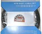Shimano Zum Heranzoomen mit der Maus über das Bild fahren Ähnlichen Artikel verkaufen? Selbst verkaufen Shimano MTB Schaltzug Set + Hüllen für vorn und hinten Y60098021