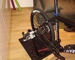 Homcom Rollentrainer für MTB oder Rennrad
