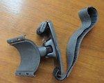 Sigma Helmhalterung Sigma PowerLED Black mit Verlängerungskabel