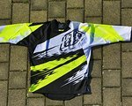 Troy Lee Designs Ruckus Jersey 2014 yellow S