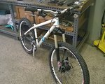 NS Bikes SURGE/CORE, Enduro/Freeride Hardtail