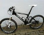 Scott Genius 20 Carbon 2012