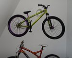 Specialized p.26 AM Dirtbike Hope Spank Sixpack Dartmoor Dirt