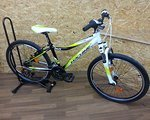 "Rock Machine Surge 24"" MTB"