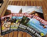 Freeride Magazin Jahrgang 2014
